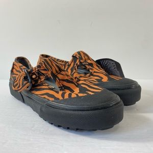 Vans Style 36 Ashley Williams Tiger Shoes